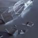婚約破棄をガラスコップが割れるイメージで表現